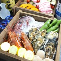 金沢の食材でおもてなしする贅沢コースが6000円から!