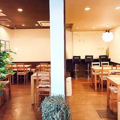 cafe de mistico カフェ ド ミスティコの雰囲気1