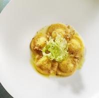 伝統的なレシピに独創的な発想を融合させた地中海料理