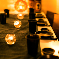 3時間飲み放題付コース3000円台~ご用意◎絶品和食料理!