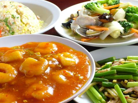 台湾料理 阿里山 御油店