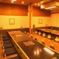 日本橋亭 魚菜 南越谷店の雰囲気1