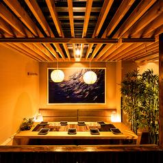 九州料理 個室居酒屋 加賀 KAGA 新宿東口店の雰囲気1