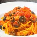 料理メニュー写真トマトとチーズのポモドーロ