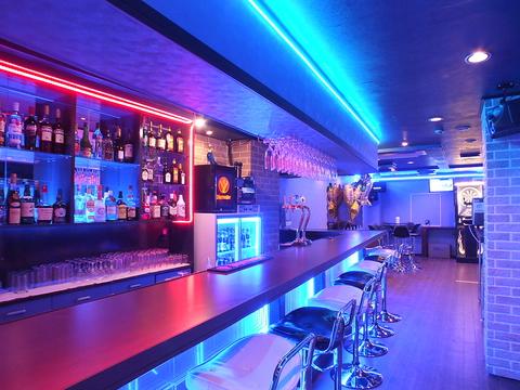 Sticker's International bar KAMATA