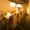 【赤羽居酒屋】九州に惚れちょるばい 赤羽店は雰囲気満点★貸切なら最大100名様収容可★2名から10~20名様単位の個室も多数ご用意!