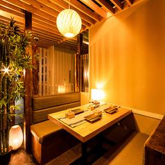 個室居酒屋 黒帯 くろおび 新宿東口店の雰囲気1