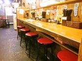 麺屋 誠 本店の雰囲気2