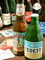 人気沸騰中のベルギービール!!