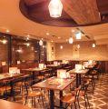 cafe&restaurant bar Gin-yuba kyotoの雰囲気1