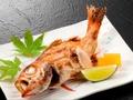 料理メニュー写真新鮮!鮮魚