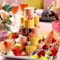 ★ケーキ好き必見!ロールケーキタワー★