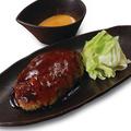 料理メニュー写真牛肉100%つくね(おろしぽん酢/月見卵黄/とろ~りチーズ)