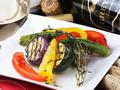 料理メニュー写真【NEW!!】夏野菜グリルの香草マリネ