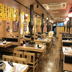 ジンギスカン酒場 名古屋伏見店の雰囲気1