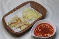 料理メニュー写真Wチョイスナンセット