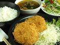 【ランチ】日本一のころっけ定食650円!
