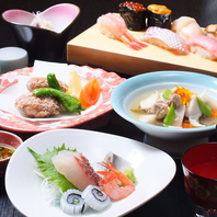 料理コースは5000円(税抜)からご用意しております。