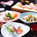 料理コースは5500円(税込)からご用意しております。