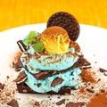 料理メニュー写真チョコミント
