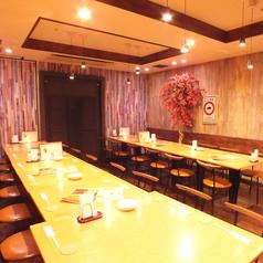 cafe&restaurant bar Gin-yuba 京都駅前店の雰囲気1