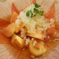 料理メニュー写真トマトのマリネ