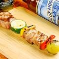 料理メニュー写真イベリコ豚のブロシェット