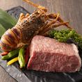 牛肉・鶏肉・豚肉全てのお肉を厳選したものだけで調理しております。その他、産地直送の鮮魚、野菜等、新鮮食材を使用し素材の味わいをご堪能いただけるお料理の数々をリーズナブルな価格にてご提供致します◎