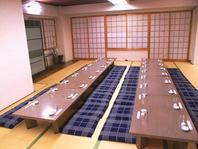 宴会個室もあります