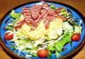 料理メニュー写真スパムエッグサラダ