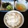 料理メニュー写真〆のラーメン玉・うどん玉・雑炊セット