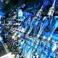 銘柄焼酎のラインナップは圧巻の180種!栄駅の和食居酒屋
