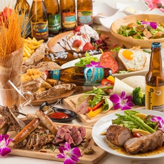 ビアガーデン ハワイアンキング 金沢片町店のおすすめ料理1
