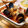 料理メニュー写真本日の鮮魚のアクアパッツァ