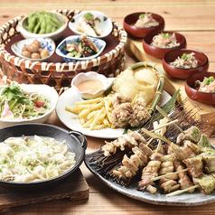 野菜巻串とこだわり蕎麦 ねねや 福島駅前店のコース写真