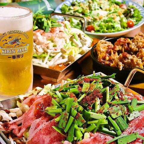 岐阜駅すぐ!住田町で気軽に韓国料理が食べられるお店!