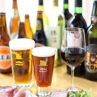 国産クラフトビール24種類飲み放題