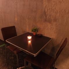 テーブル席もあります
