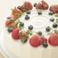 料理メニュー写真苺のショートケーキ