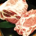 ◆ボリューム満点の肉料理も♪魚介、お野菜以外にもこだわります。男性のお客様はもちろん、女性のお客様でもお楽しみ頂けるよう、口当たりのいい程よくまろやかな食べやすいお肉です。