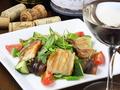 料理メニュー写真【new!!】穴子のくん製のフィレンツェ風サラダ仕立て
