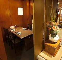 3階 個室風テーブル席