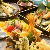 京を楽しむ宴会料理からリーズナブルなコースも