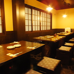 【テーブル】4~6名様