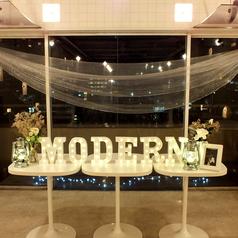 RESTAURANT&PARTY PRODUCE Modern モダンのコース写真