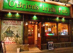 O'Brien's Irish Pub オブライエンズ アイリッシュパブの雰囲気1