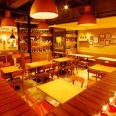 神田の肉バル ランプキャップ RUMP CAP 銀座店の雰囲気2