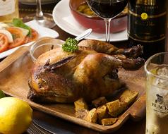 ローリングチキン Rolling Chickenの写真