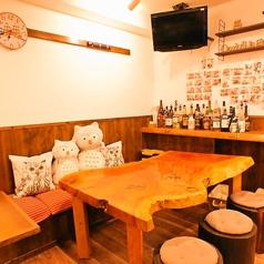 武蔵野カフェ&バー ふくろうの里 渋谷店の雰囲気1