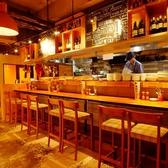 神田の肉バル ランプキャップ RUMP CAP 銀座店の雰囲気3